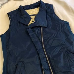Lululemon Reversible Quilted Down Vest